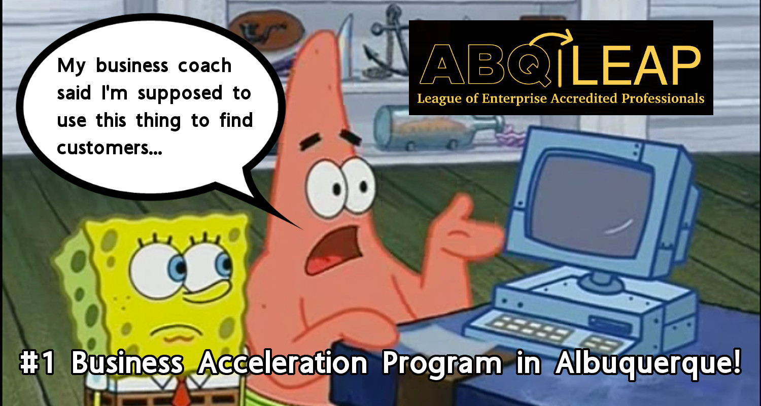 #1 Business Acceleration Program in Albuquerque - Marketing Training Classes